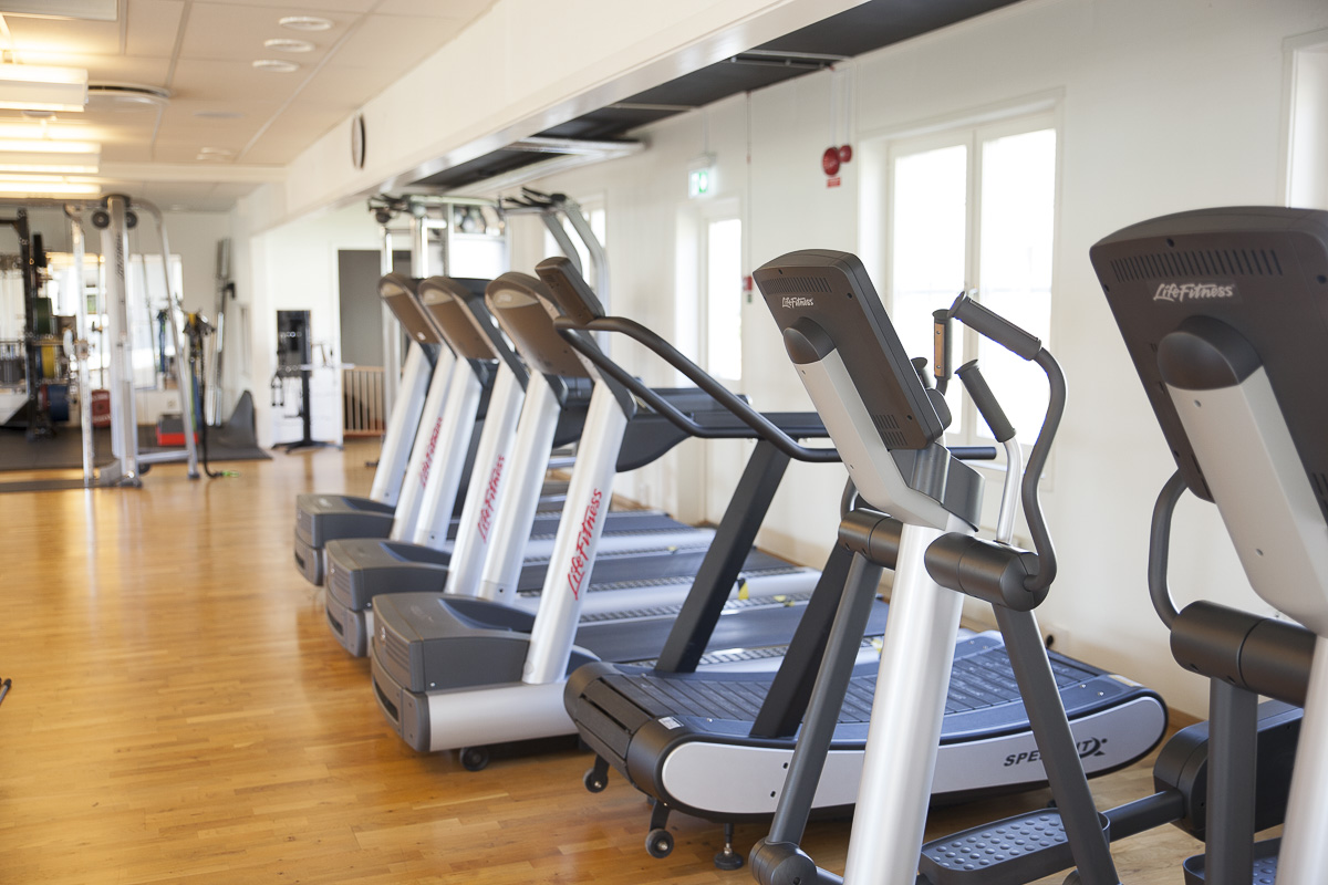 Gym forma framtid for Gimnasio gym forma